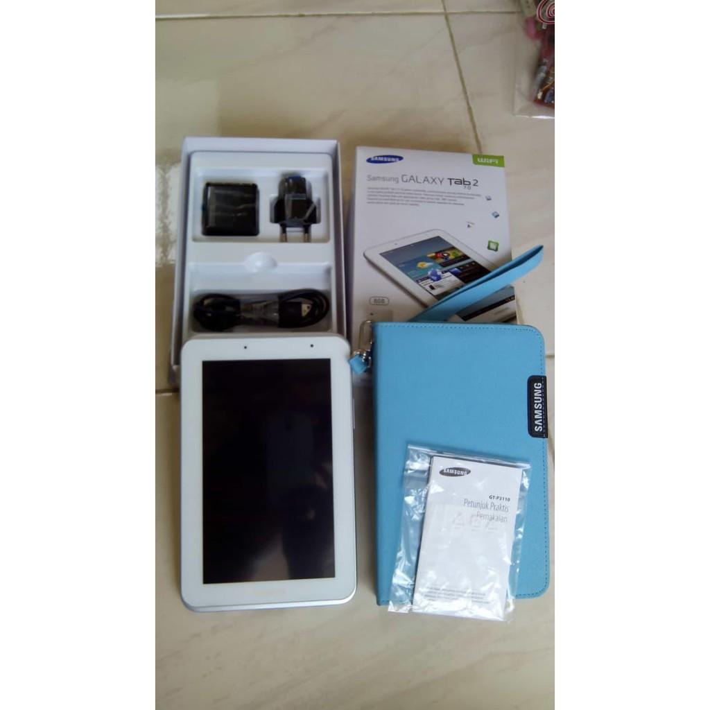 [Tablet Second] Samsung Galaxy tab 2 bekas Tab Bekas