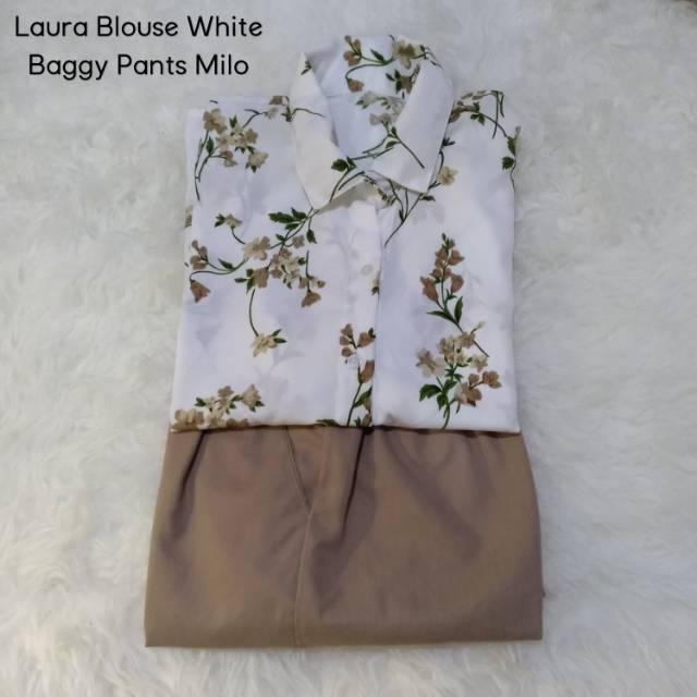 99+  Celana Baggy Pants Dan Kemeja Monalisa Paling Bagus Gratis