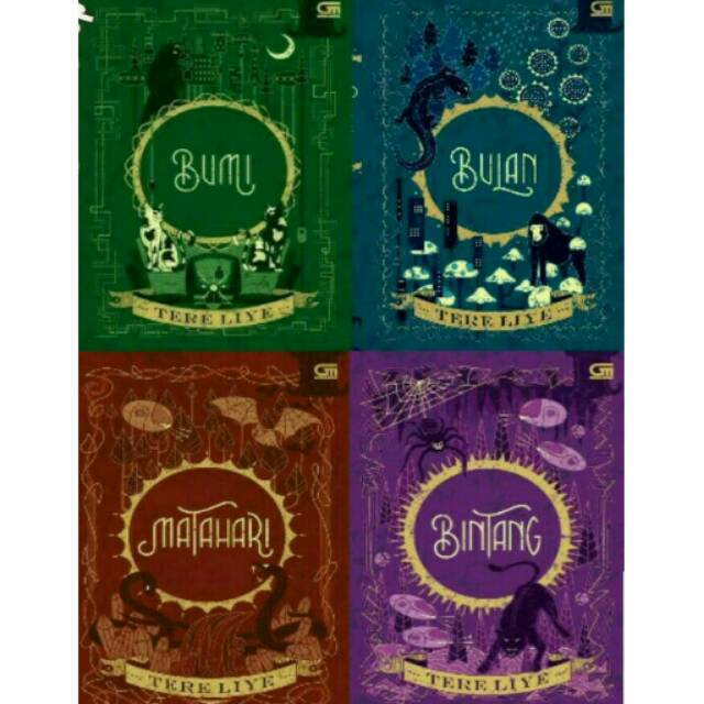 Novel Tere Liye Bumi Original Cover Shopee Indonesia
