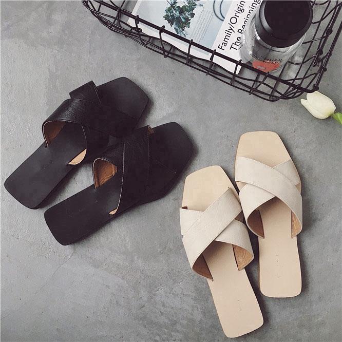 Sandal High Heels Open Toe Transparan untuk Musim Panas | Shopee Indonesia