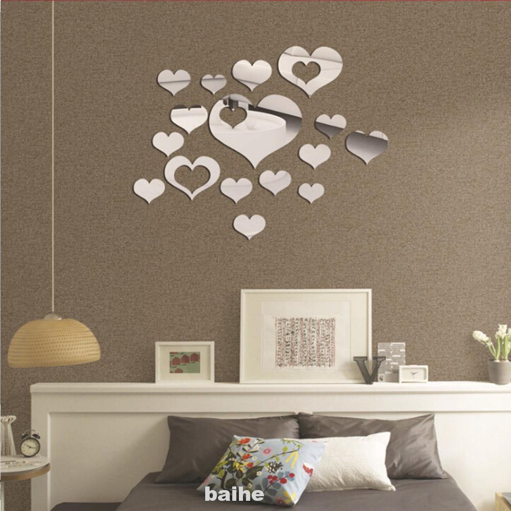 Stiker Dinding Dengan Bahan Mudah Dilepas Dan Gambar Tulisan Ber A Modern Untuk Dekorasi Rumah