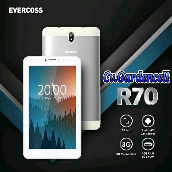 EVERCOSS NEW TAB R70