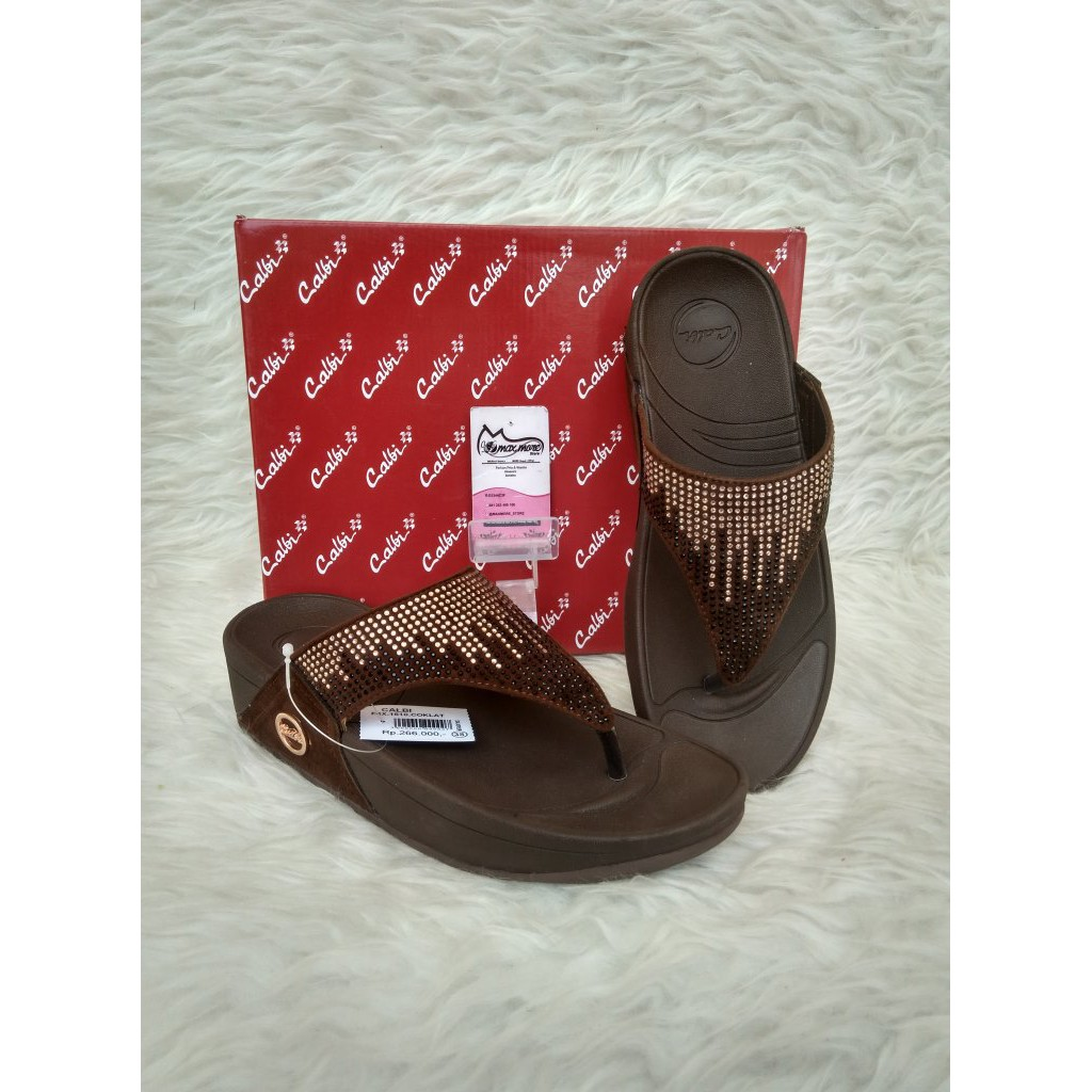 Sandal Calbi   Sandal Wedges   High heels  826c11acae