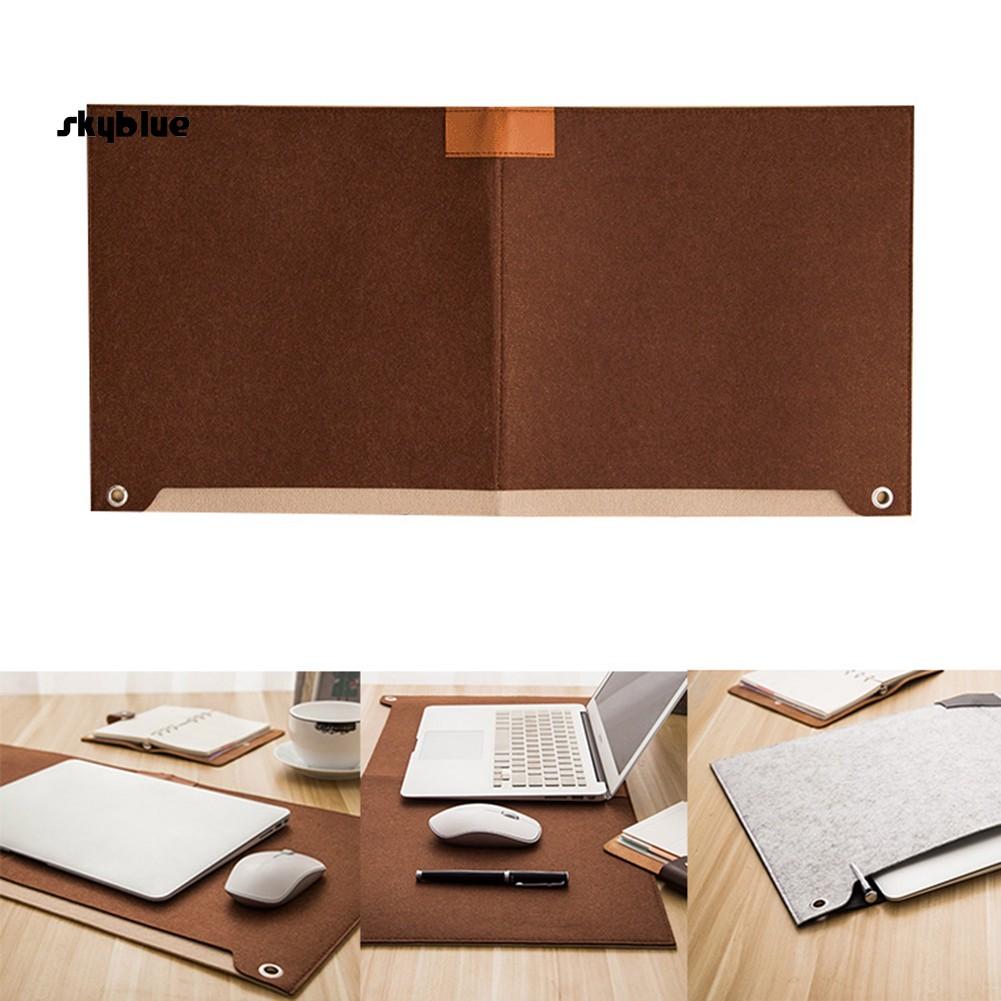 Laptop Computer Keyboard Mouse Pad