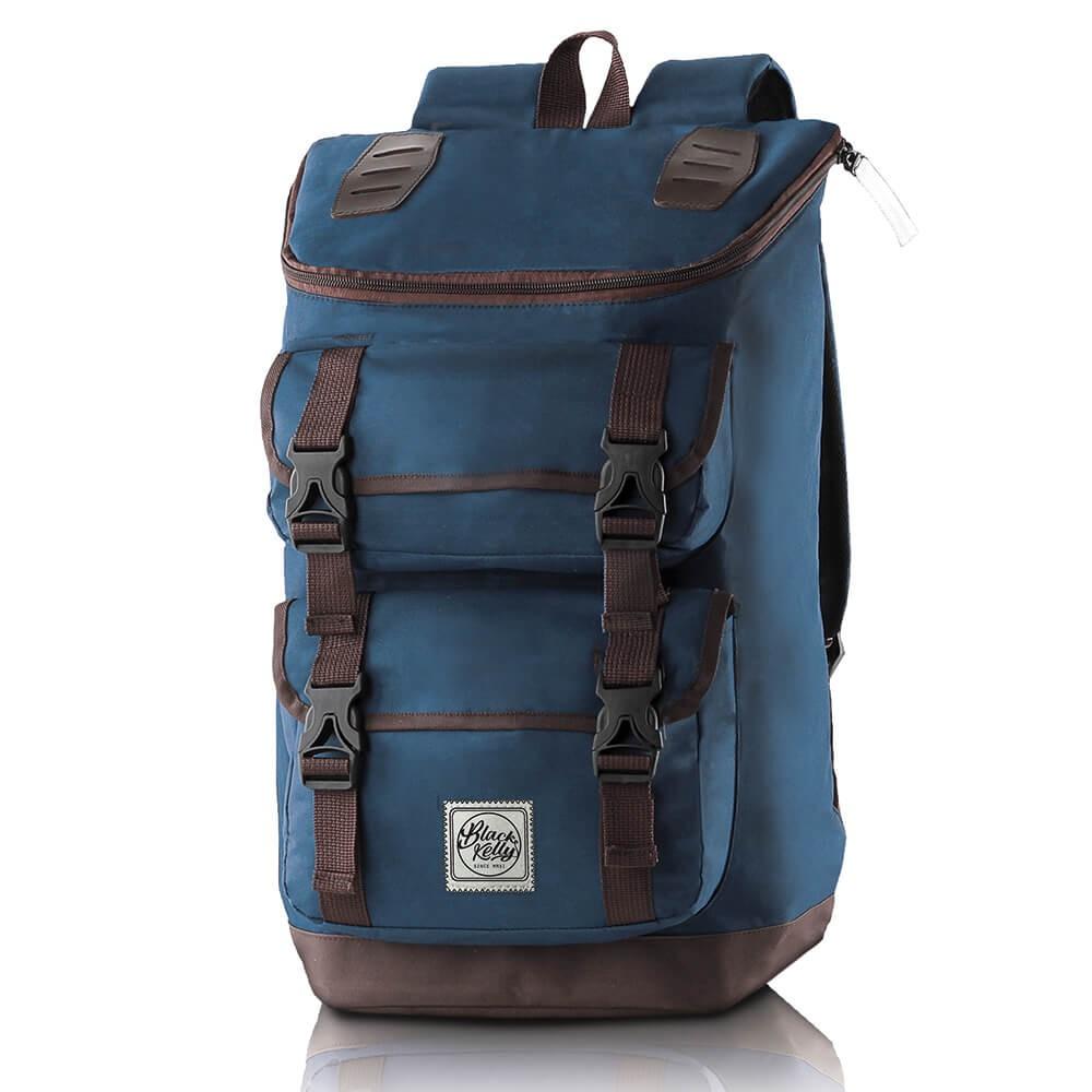 Tas Ransel   Backpack Kasual Pria - LJB 432 Blackkelly a61f2e226b