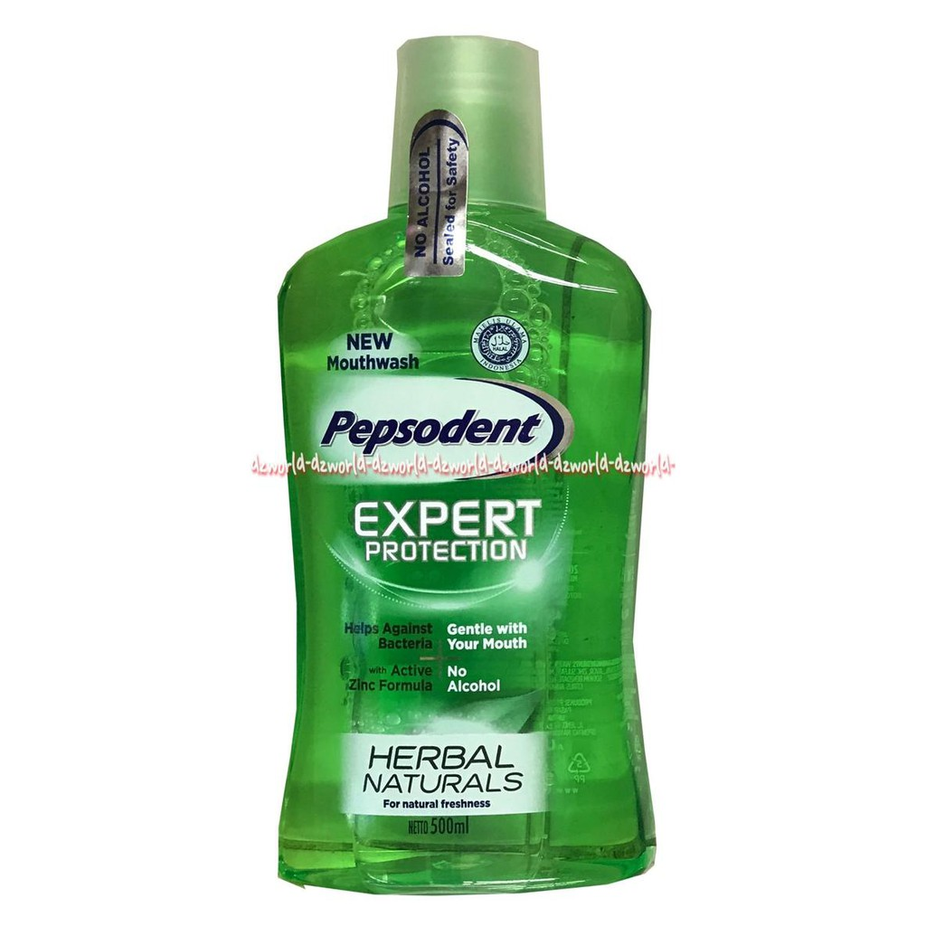 Pepsodent Mouthwash Pro Complete 500ml Twin Pack Shopee Indonesia White 120gr