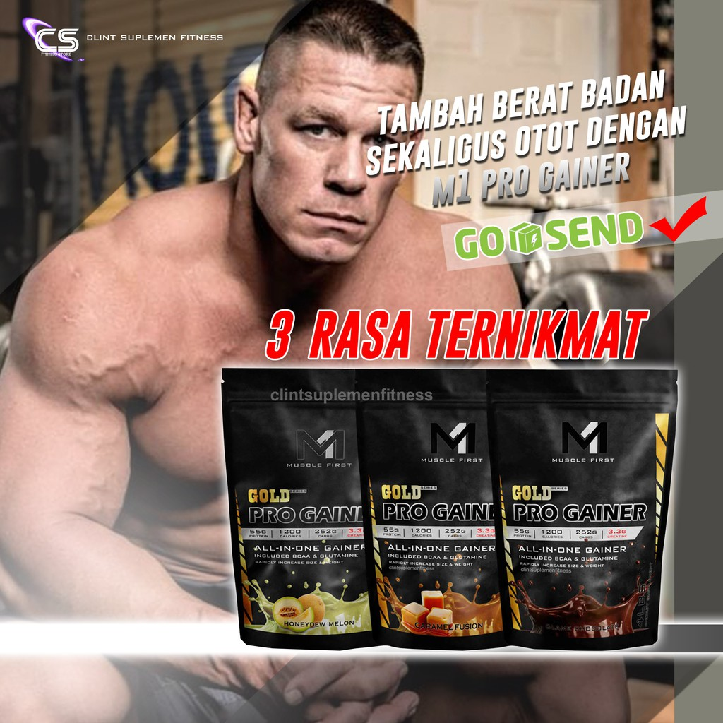 Ph Prohybrid Mass Gainer Eceran Repack Trial Size Penambah Bb Susu 2 Lbs Ecer Bpom Halal Shopee Indonesia