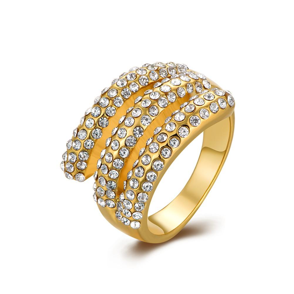 Promo Belanja Berlian Online Desember 2018 Shopee Indonesia Tiaria Dmkmjz017 Ring Cincin Tunangan Emas