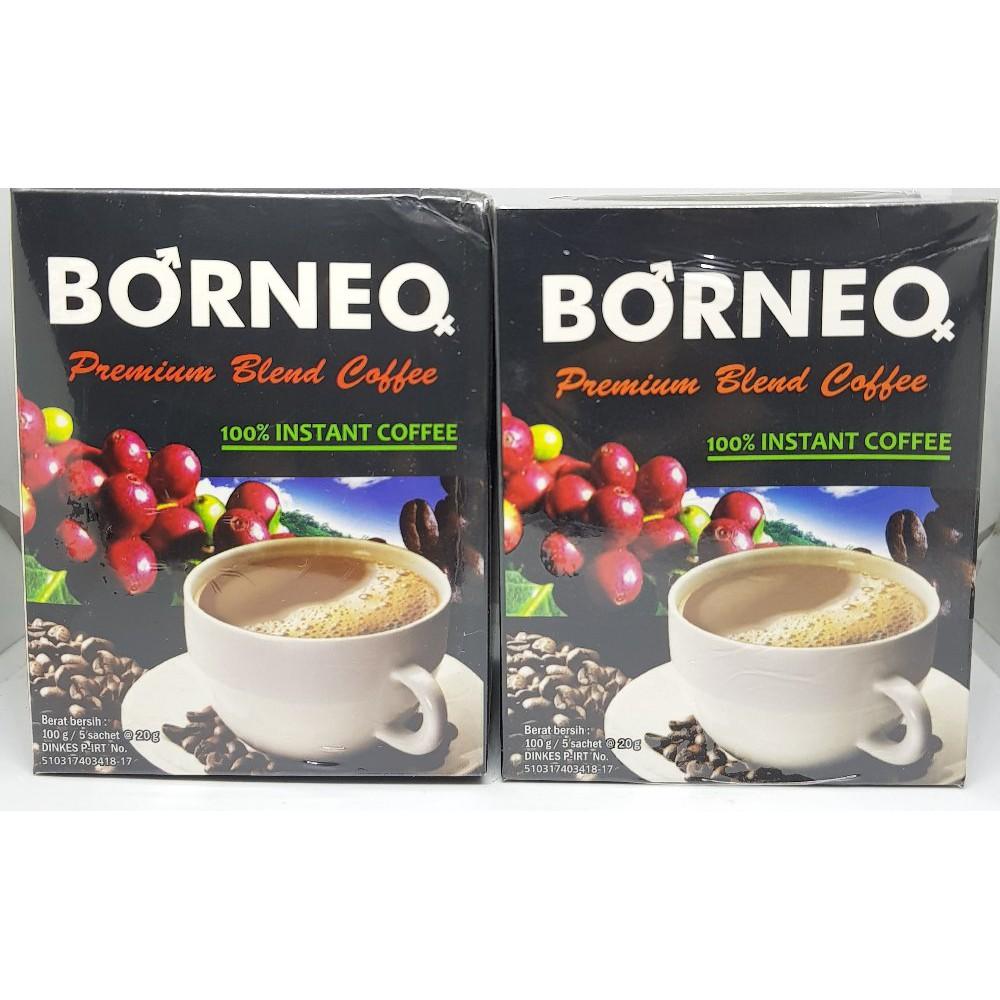 Asli Kopi Borneo Exotica Coffee For A Man Lelaki Vitalitas Stamina Premium Berkua
