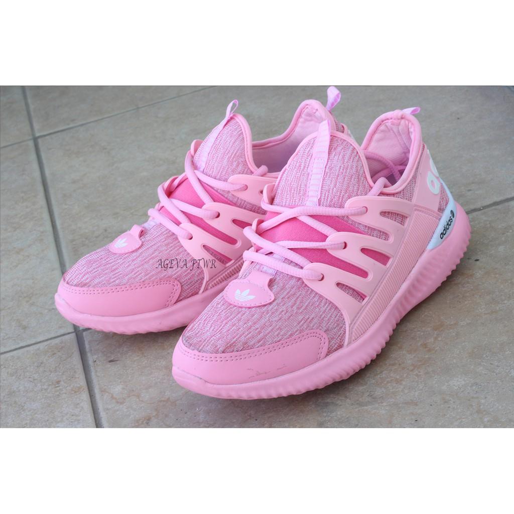 Sneakers cewek   sepatu olahraga wanita import   sepatu kets cewek kuliah  santai main murah adidas  3e55e578cb