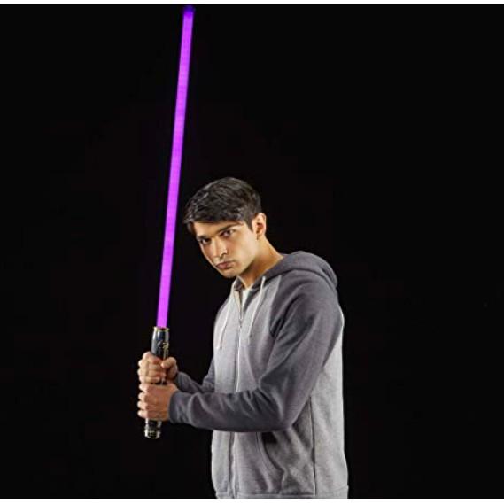 Star Wars The Black Series Mace Windu Force Fx Lightsaber Shopee Indonesia