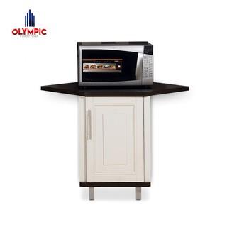 Olympic Kitchen Set Atas 2 Pintu Rak Dapur Kabinet Atas Kad010880i Shopee Indonesia