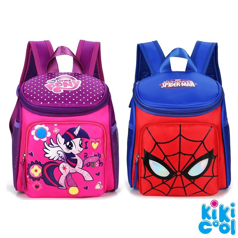 Cartoon Character Design Backpack