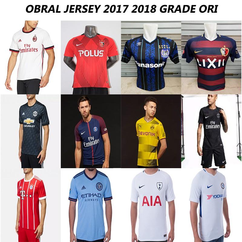 a6fed2bd8 Jersey Grade Ori Atletico Madrid ATM 3rd 2018 2019