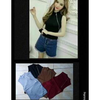 00658140617e9 Sophie Top   Atasan Rajut Import   Baju Cewek   Baju Bangkok   BKK   Baju  Murah   Summer Collections