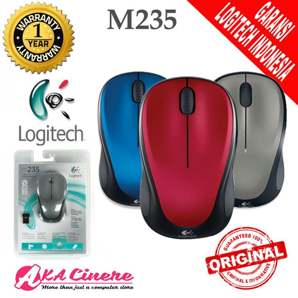 Logitech M221 Silent Wireless Mouse M M331 Garansi Resmi Original 221 Shopee Indonesia