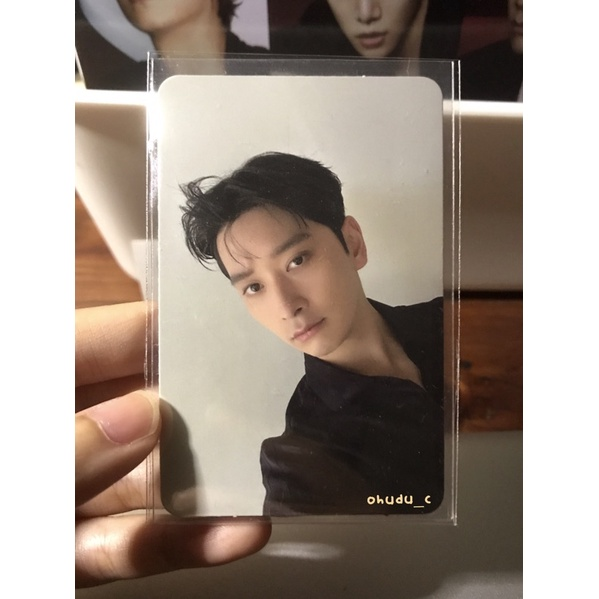 2PM CHANSUNG - MUST Photocard