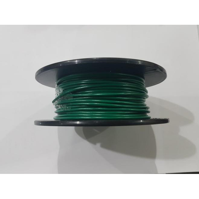 30m x 20 Amp Auto cable 3 mm Green General pupose electrical wire TYCAB