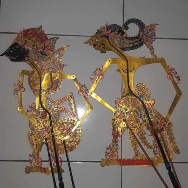 Wayang Kulit Standar Dalang Shopee Indonesia