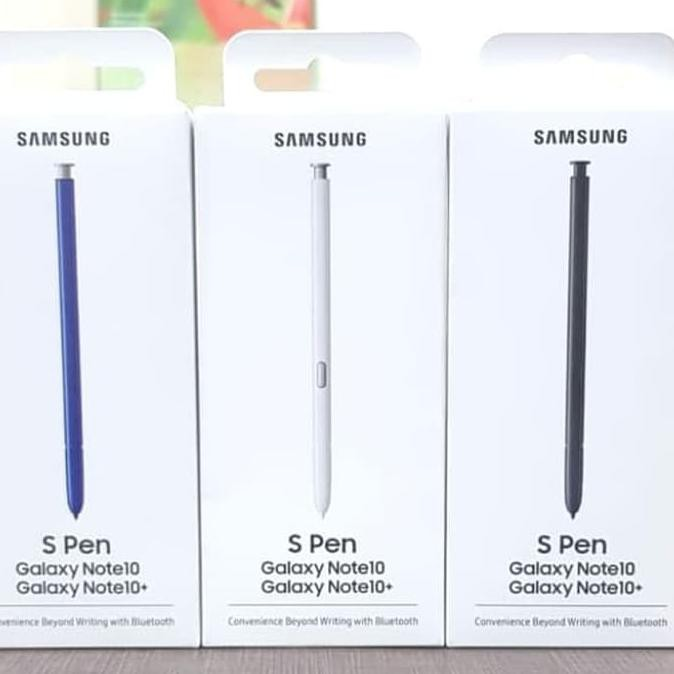 Stylus Pen Android Samsung Galaxy Note 10 Note 10 Plus Original S Pen Shopee Indonesia