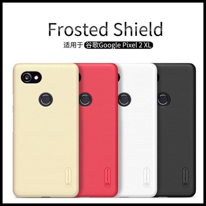 Google Pixel 2 Xl Nillkin Hardcase Frosted Original | Shopee Indonesia