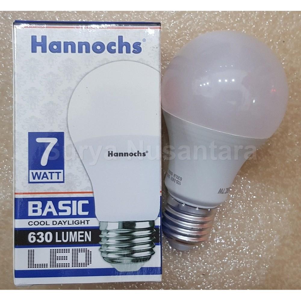 Lampu Led Ledbulb Premier Jumbo 45w 45 Watt Hannochs Terang Bergaransi | Shopee Indonesia