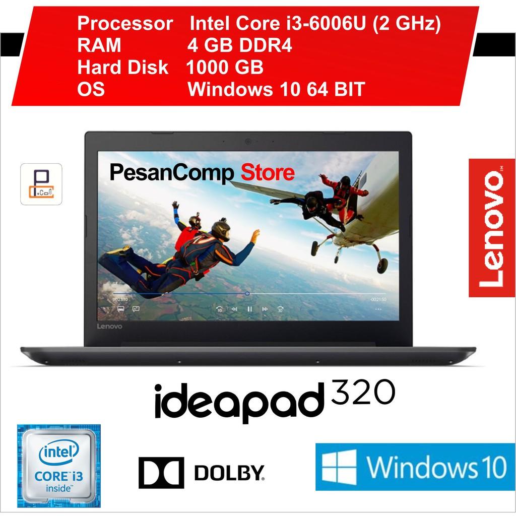 Lenovo Ideapad Ip 320 Amd A4 Windows 10 4gb Hdd 500gb 14 Dvd R3 9120 Ram Vga Graphics Layar Inch Graphic 2 Th Garansi Resmi Ip320 Shopee Indonesia