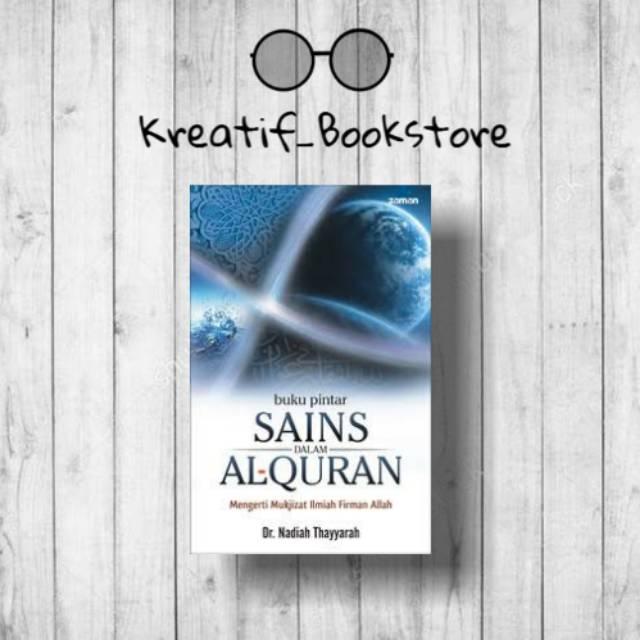 Buku Pintar Sains Dalam Al Quran Shopee Indonesia