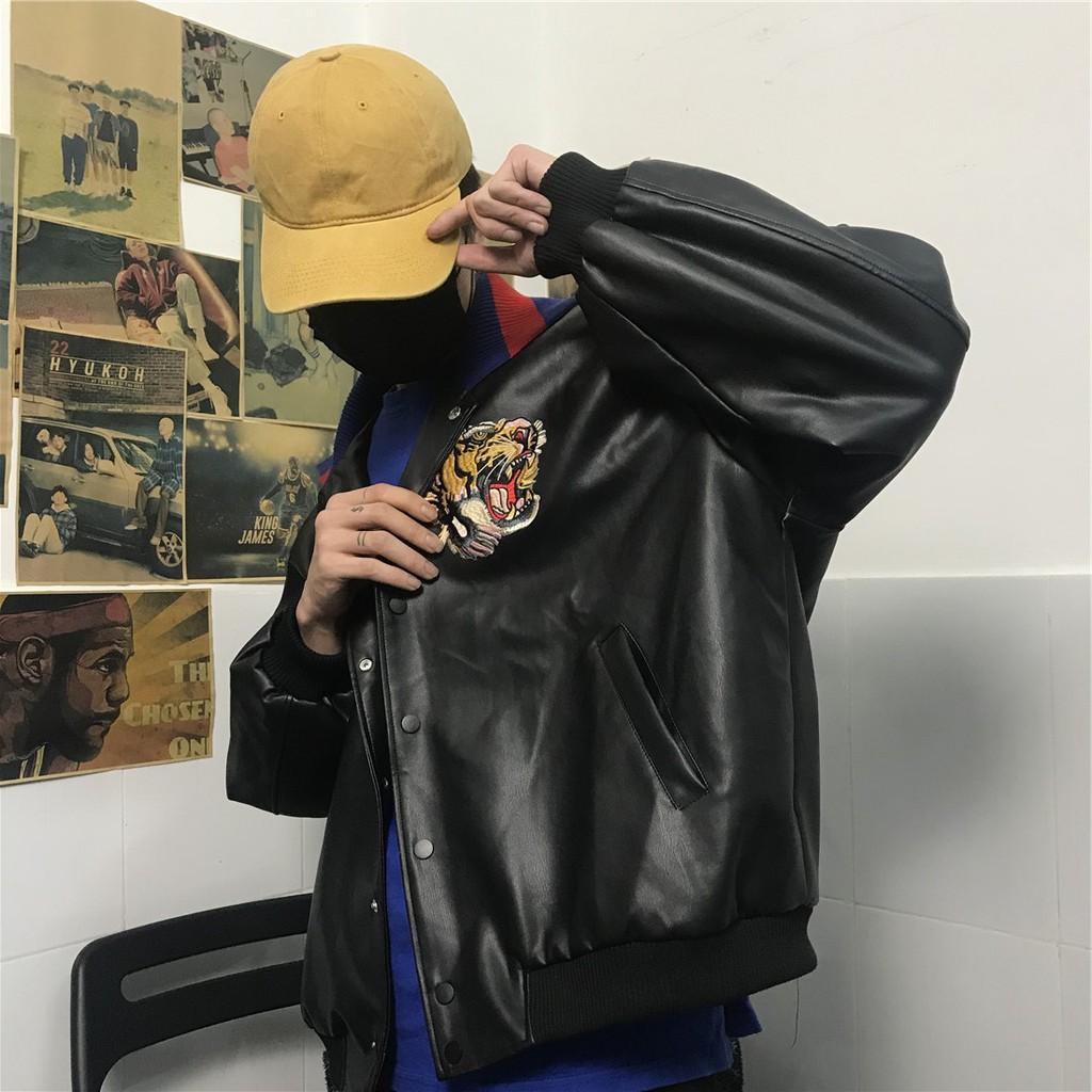 Ins Kemeja Vintage Korea Lengan Panjang Motif Garis Vertikal Flanel Pria Model Slimfit Modern Dark Arthur Hitam Xl Shopee Indonesia