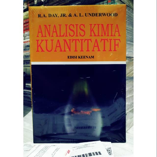 Kuantitatif analitik ebook download kimia