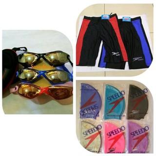 Hot Sale Kacamata Renang Speedo Lx5100 Free Celana Renang Speedo Dan Topi Renang Speedo Murah