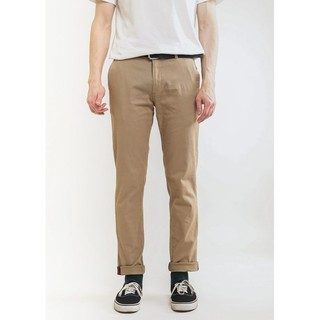 Erigo Chino Pants Ramone Brown