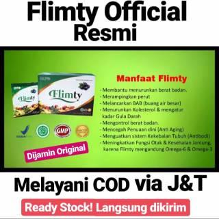 Flimty Murah 1box Isi 16 Sachet Dan Ecer Flimty Mulai 4 Sachet Shopee Indonesia