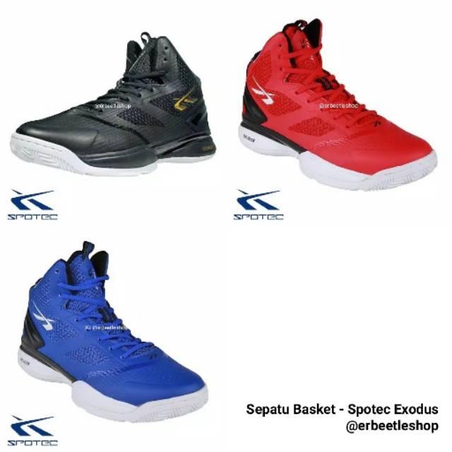 Spotec Exodus - Sepatu Basket Pria  dc98f32d96