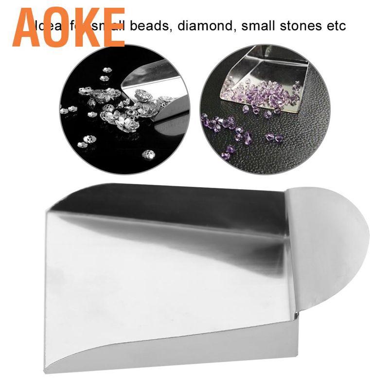 Handcraft Jewelry Bead Making Tools With Scoop Shovel For Tweezers HOT