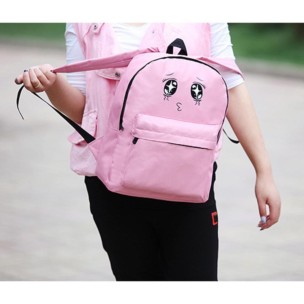 tas ransel korea fashion backpack bag ladies film korea (2B2) bta198   Shopee Indonesia