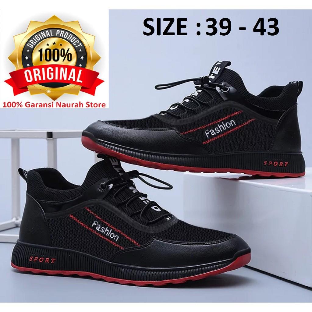 Sepatu Pria Import 100 Original A25 Sport Fashion Shoes Diskon