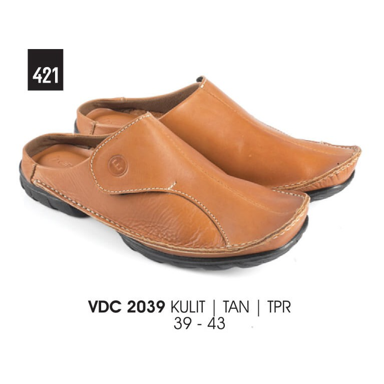 Semutabang | Sandal Jepit Casual Pria Sandal Formal Pria Original EverFlow VDV 3009 | Shopee Indonesia