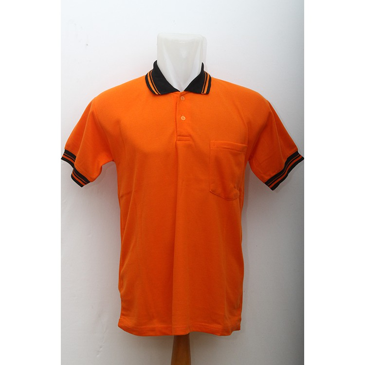 Kaos Kerah Polo Shirt Saku Kantong Kombinasi Cowok Pria Bahan Lacoste Pique Pe Size S Xxl Shopee Indonesia