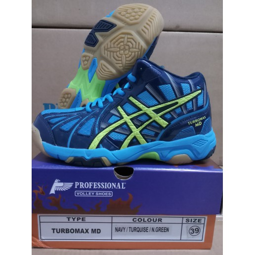 Professional Sepatu Volley Professional Turbomax Md Original ... 5416cb4f5e