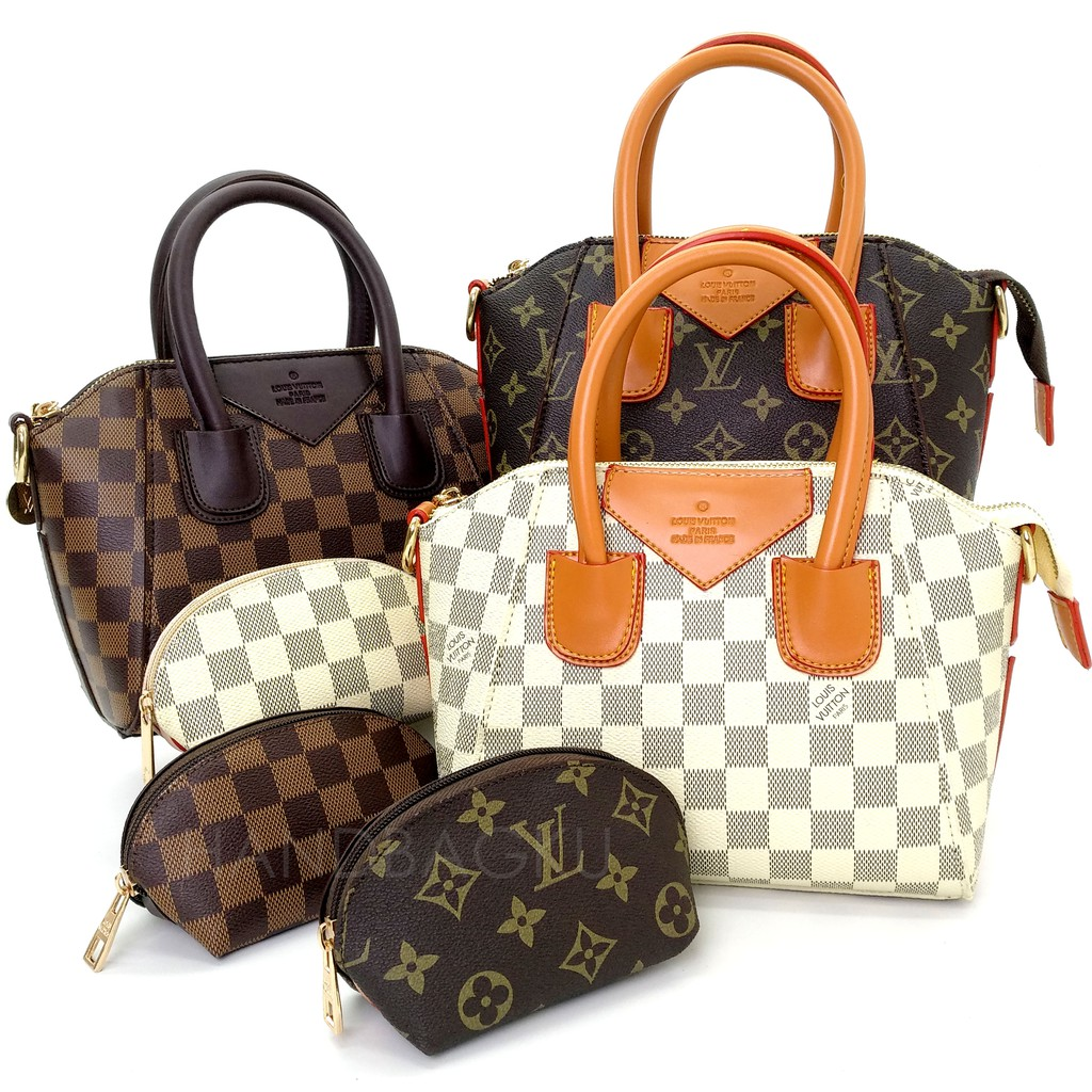 HANDBAGKU TAS LV ANTIGONA BEST SELLER  tas wanita fashion import batam  murah terbaru  fb8c977d40