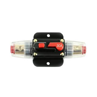 Car Audio Circuit Breaker Reset Fuse 200A For System Protection 12V//24V /…