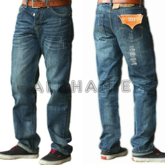 Celana Jeans Levis 501 Original Import  22c0f9a3db