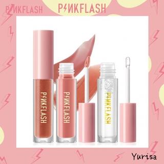 Pinkflash Ohmygloss Lip Gloss Pelembab Berkilau Untuk Perawatan Bibir Montok 11warna thumbnail