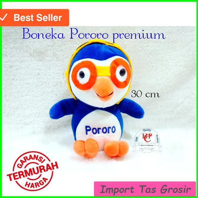 Boneka Pororo Standing  9155981800