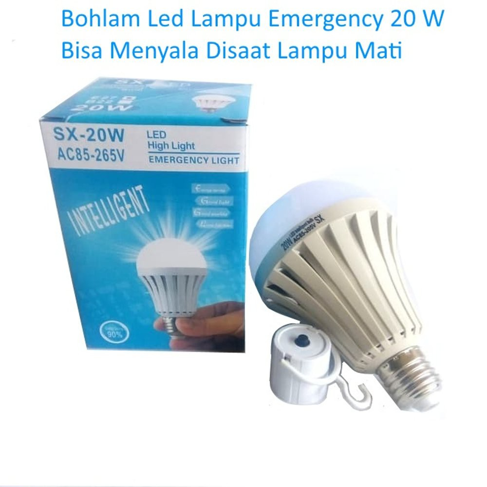 Lampu Emergency 3 In 1 Led Cob Dengan Charger Lampu Emergency