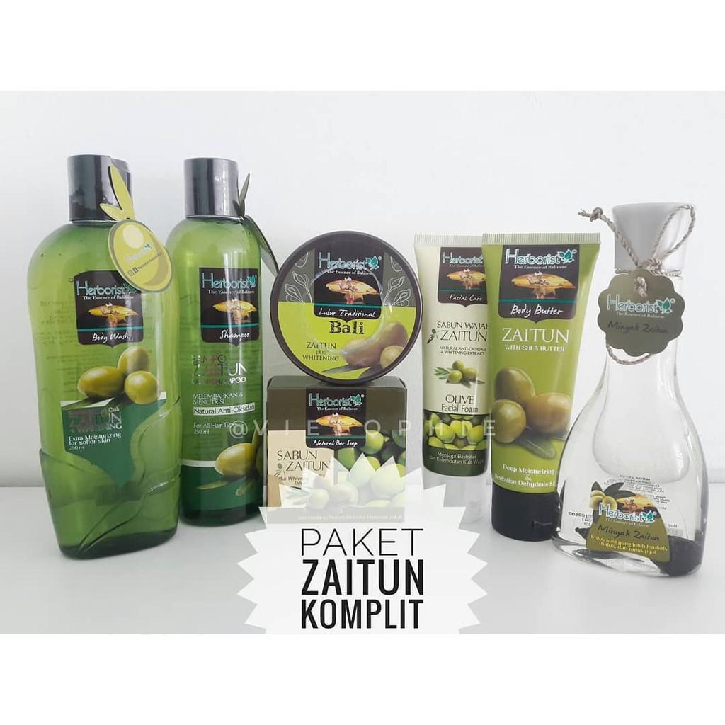 Herborist Body Wash Zaitun 250ml Shopee Indonesia Sampo 250 Ml Original
