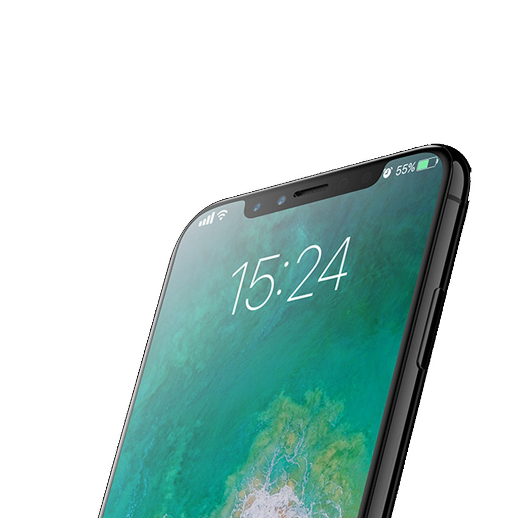 Xo Fd1 3d Tempered Glass For Iphone 8 7 Plus Shopee Indonesia Wx003 Powerbank Wireless Charger Original