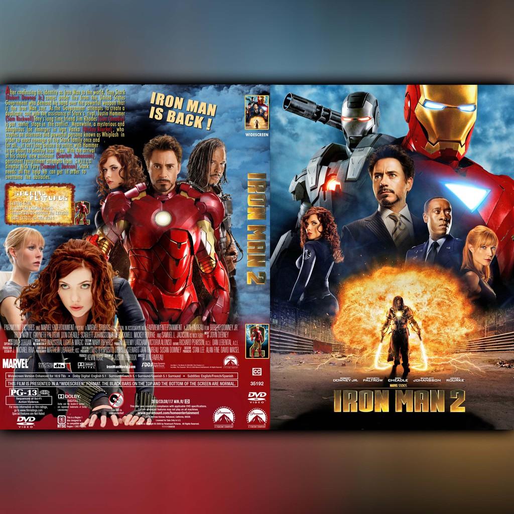 Iron Man 2 2010 Shopee Indonesia