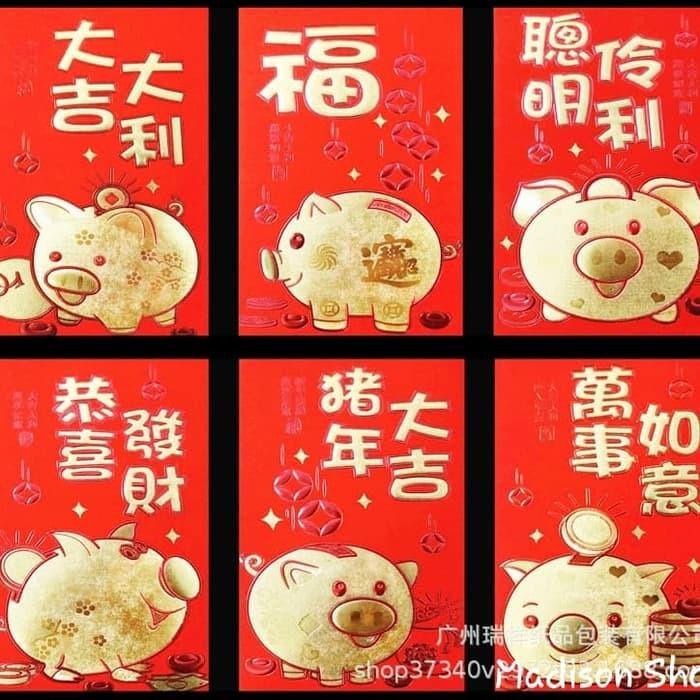 92+ Gambar Babi Kartun Imlek Kekinian